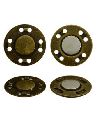 Кнопки магнитные д.2,1 см арт. ССФ-350-1-ССФ0017582822