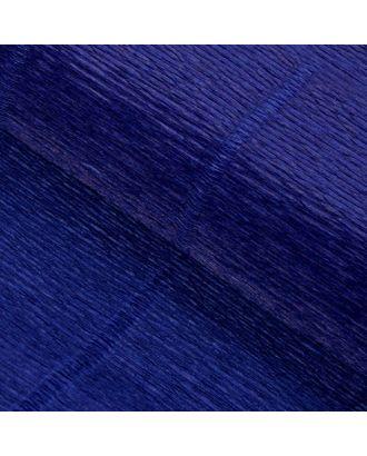"""Бумага гофрированная, 955 """"Тёмно-синяя"""", 0,5 х 2,5 м арт. СМЛ-33724-1-СМЛ1000244"""