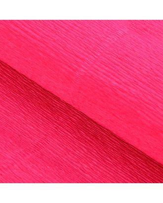 """Бумага гофрированная, 951 """"Ярко-розовая"""", 0,5 х 2,5 м арт. СМЛ-33896-1-СМЛ1000321"""