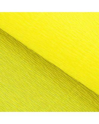 """Бумага гофрированная, 975 """"Лимонная"""", 0,5 х 2,5 м арт. СМЛ-33898-1-СМЛ1000342"""