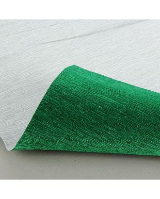 "Бумага гофрированная, 804 ""Зелёный, металл"", 0,5 х 2,5 м арт. СМЛ-33220-1-СМЛ1000345"