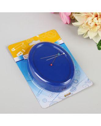 Игольница магнитная с булавками, 10 × 7,5 × 3,8 см арт. СМЛ-25486-1-СМЛ1014934