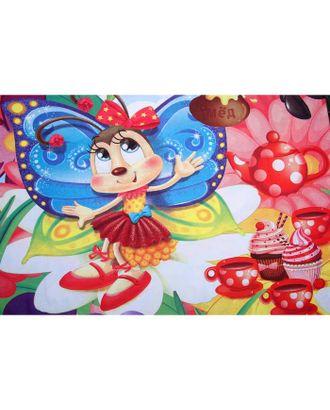 Комплект штор Этель «Бабочки», 150 × 270 см, 2 шт., хлопок 198 г/м² арт. СМЛ-327-1-СМЛ1052187