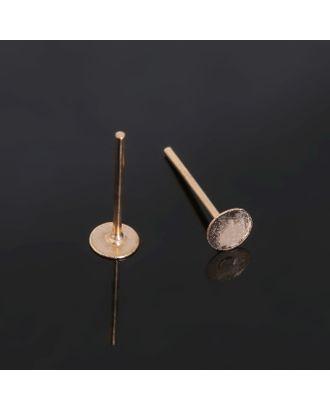 """Швензы """"Гвоздики"""" для изготовления пуссет, 4мм арт. СМЛ-20714-2-СМЛ1148709"""