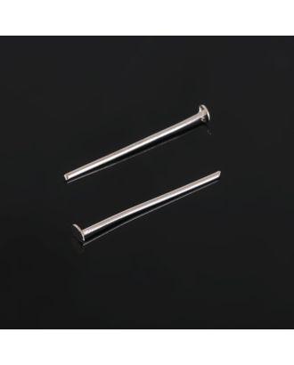 """Штифт """"Гвоздик"""" СМ-1097, 2 см, упаковка 100 гр арт. СМЛ-24161-1-СМЛ1148711"""