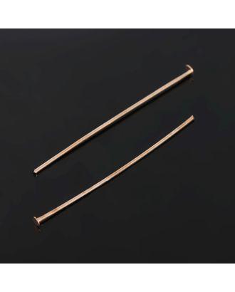 """Штифт """"Гвоздик"""" СМ-102, 3 см, упаковка 100 гр арт. СМЛ-24160-2-СМЛ1148745"""