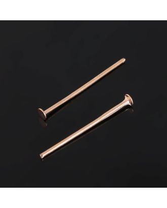 """Штифт """"Гвоздик"""" СМ-102, 3 см, упаковка 100 гр арт. СМЛ-24160-3-СМЛ1148928"""