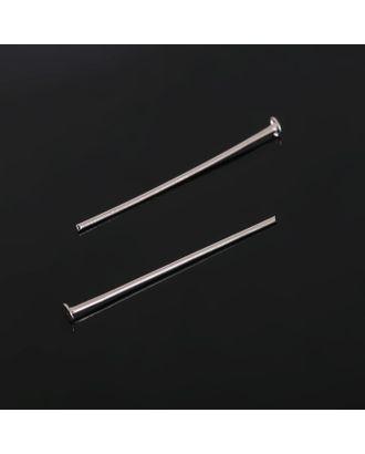 """Штифт """"Гвоздик"""" СМ-1097, 2 см, упаковка 100 гр арт. СМЛ-24161-2-СМЛ1148934"""