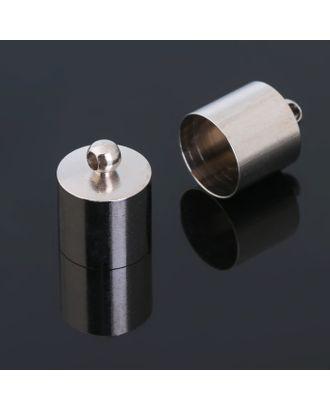Концевик-шапочка, 9 мм арт. СМЛ-20680-2-СМЛ1148942