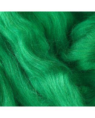 Шерсть для валяния (110 тёмно-зелёный) арт. СМЛ-20363-11-СМЛ1181542