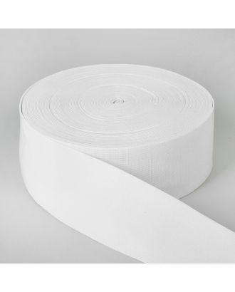 Лента эластичная 80 мм, 25±1м арт. СМЛ-19698-1-СМЛ1183022