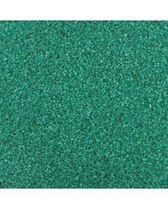 """Песок для рисования """"Зелёный"""", 1 кг арт. СМЛ-666-1-СМЛ1189919"""