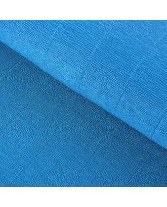 """Бумага гофрированная, 955 """"Тёмно-синяя"""", 0,5 х 2,5 м арт. СМЛ-33724-3-СМЛ1242745"""