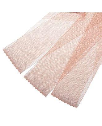 Регилин плоский, гофрированный ш.4,4 см арт. СМЛ-21371-2-СМЛ1286328