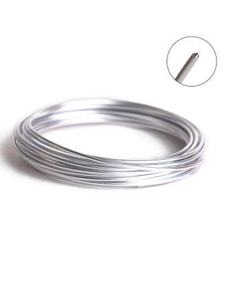 Проволока для плетения D=2мм, намотка 5м арт. СМЛ-20738-3-СМЛ1339494