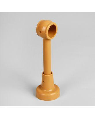 Кронштейн для карниза, цвет «орех» арт. СМЛ-39-2-СМЛ1358898