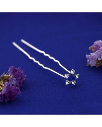"""Шпилька для волос """"Аленький цветочек"""" микс арт. СМЛ-1059-1-СМЛ1362808"""
