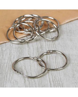 Кольцо для штор д.2 см, 10шт арт. СМЛ-36-5-СМЛ1398576