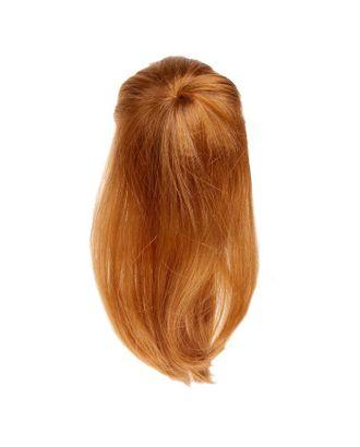 """Волосы для кукол """"Косички"""" размер средний, цв.каштановый арт. СМЛ-1228-1-СМЛ1424111"""