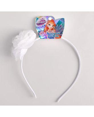 Ободок для волос c цветком, Феи ВИНКС арт. СМЛ-24255-2-СМЛ0001454994