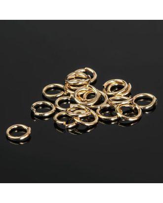 Кольцо соединительное 0,8х6мм (набор 50 гр, ±780 шт) СМ-976 арт. СМЛ-20726-1-СМЛ1462444