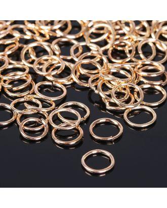 Кольцо соединительное 1х8мм (набор 50 гр, ±410 шт) СМ-982 арт. СМЛ-20727-2-СМЛ1462447