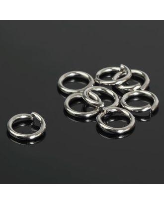 Кольцо соединительное 1,6х10мм (набор 50 гр, ±130 шт) СМ-1009 арт. СМЛ-20730-1-СМЛ1462458