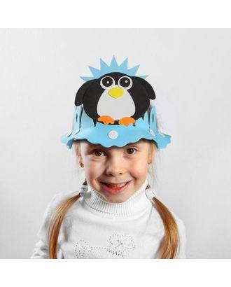 Карнавальная шляпа «Пингвин», вырезная арт. СМЛ-100583-1-СМЛ0001466658