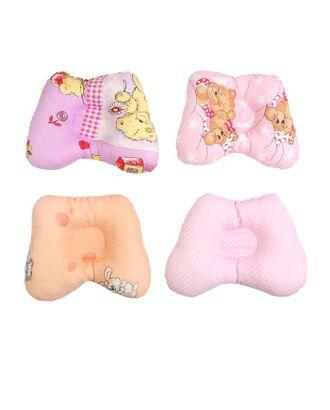 Подушка фигурная для девочки «Эдельвейс», цвет МИКС арт. СМЛ-33913-1-СМЛ1483876