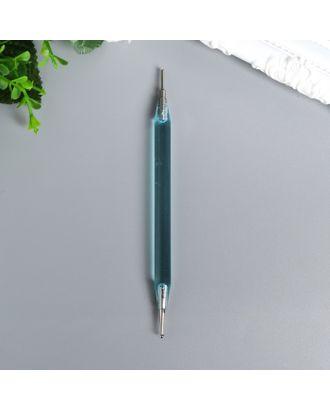 Инструмент для квиллинга с пластиковой ручкой разрез 0,6 см длина 13 см МИКС арт. СМЛ-1439-1-СМЛ1526797