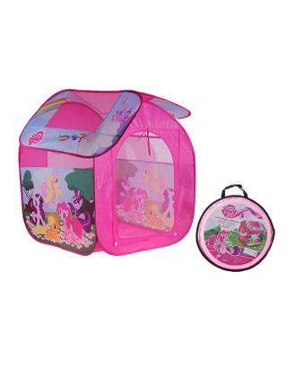 Детская палатка My Little Pony с сумкой арт. СМЛ-106261-1-СМЛ0000155857
