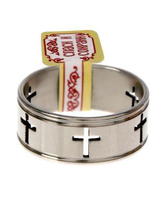 """Кольцо """"Кресты"""" арт. СМЛ-21970-6-СМЛ1604945"""