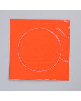 Светоотражающая наклейка «Круг» д.3 см арт. СМЛ-1736-1-СМЛ1625983