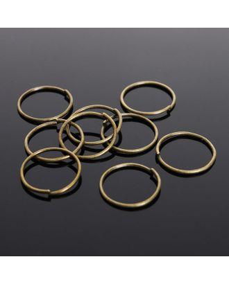 Кольцо соединительное 0,7х12мм (набор 50 гр, ±360 шт) СМ-995 арт. СМЛ-20822-3-СМЛ0001882016