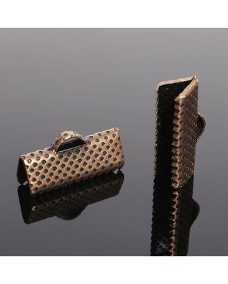 Зажим для ленты 16мм СМ-341 арт. СМЛ-24166-1-СМЛ1927643