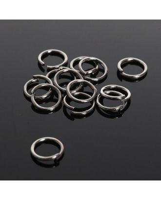 Кольцо соединительное 0,6х5мм (набор 50гр) СМ-973 арт. СМЛ-20821-3-СМЛ1927657