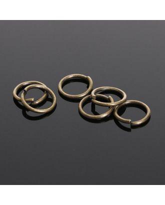 Кольцо соединительное 0,6х5мм (набор 50гр) СМ-973 арт. СМЛ-20821-5-СМЛ1927661