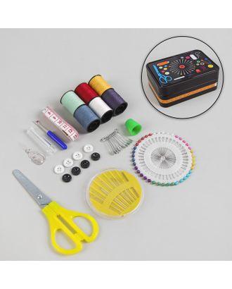 Набор для шитья, в металлической коробке арт. СМЛ-2343-1-СМЛ1940088