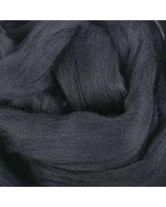 Гребенная лента 100% полутонкая шерсть 100гр (0513 жемчуг) арт. СМЛ-29426-2-СМЛ2020998