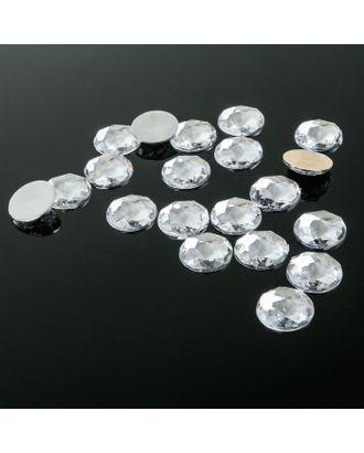 Стразы плоские круг д.1,2 см арт. СМЛ-20524-5-СМЛ2075729