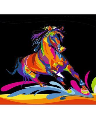 """Фреска """"Конь"""" А3 K-204 арт. СМЛ-3145-1-СМЛ2109191"""