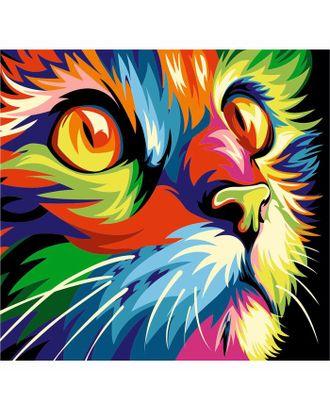 """Фреска """"Кот"""", А3 арт. СМЛ-3146-1-СМЛ2109192"""
