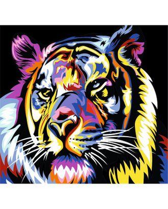 """Фреска """"Тигр"""" K-212 А3 арт. СМЛ-3150-1-СМЛ2109199"""