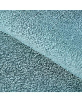 """Бумага гофрированная, 955 """"Тёмно-синяя"""", 0,5 х 2,5 м арт. СМЛ-33724-2-СМЛ2123930"""