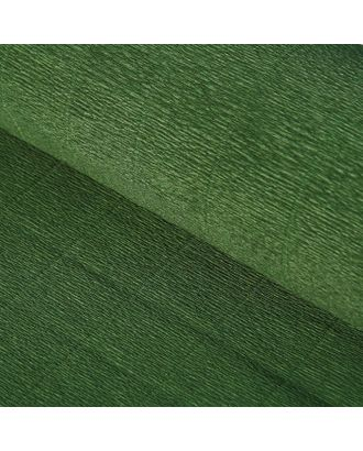 "Бумага гофрированная, 961 ""Темно-зелёная"", 50 см х 2,5 м арт. СМЛ-33952-1-СМЛ2123932"