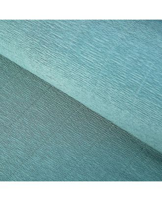 "Бумага гофрированная, 906 ""Лазурно-серый"", 50 см х 2,5 м арт. СМЛ-33958-1-СМЛ2123938"
