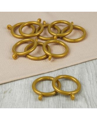 Кольцо для карниза д.3,5/4,6 см, 10шт арт. СМЛ-43-2-СМЛ2138530