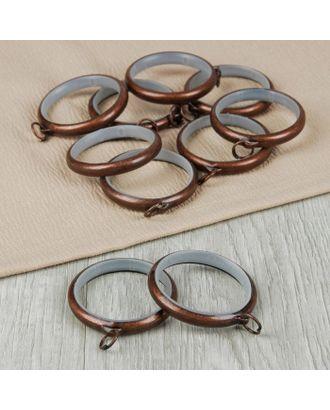 Кольцо для карниза д.3,6/4,8 см, 10шт арт. СМЛ-44-2-СМЛ2138533