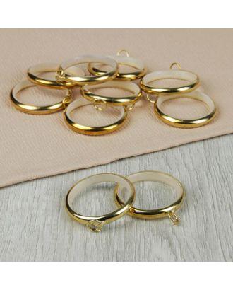 Кольцо для карниза д.3,6/4,8 см, 10шт арт. СМЛ-44-3-СМЛ2138534