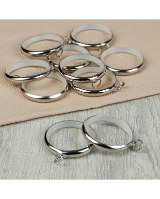 Кольцо для карниза д.3,6/4,8 см, 10шт арт. СМЛ-44-1-СМЛ2138535